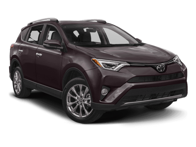New 2017 Toyota RAV4 Limited AWD